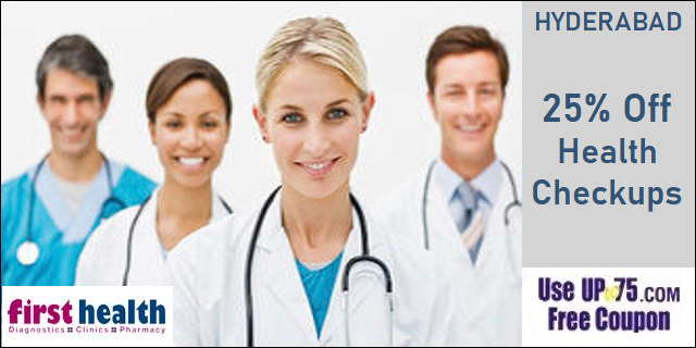 First Health Diagnostics offers India