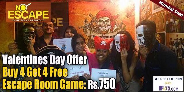 No Escape offers India