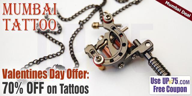 Mumbai Tattoo offers India
