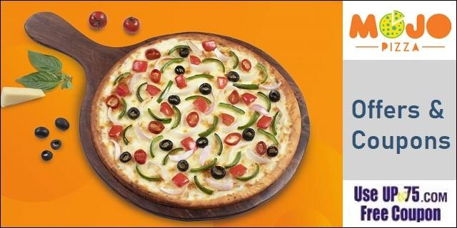 Mojo Pizza offers India