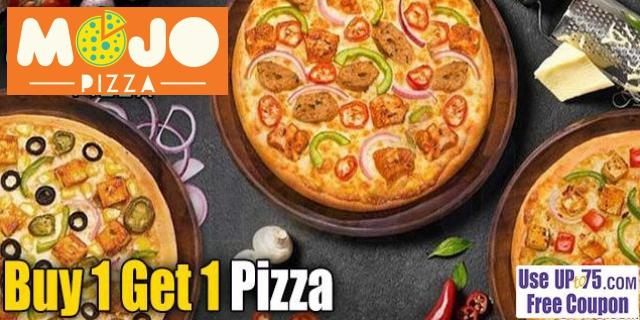 Mojo Pizza Doubly Loaded offers India