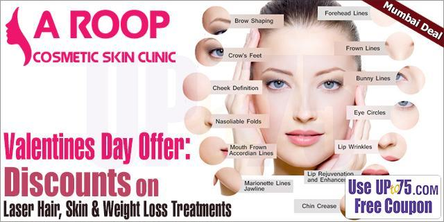 Roop Cosmetic Skin Clinic offers India
