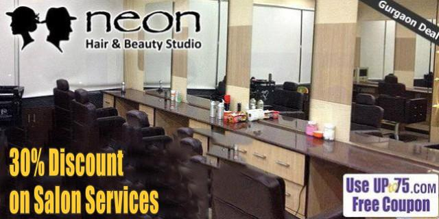 Neon Hair and Beauty Studio offers India