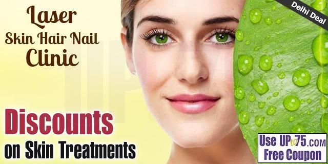 Laser Skin Hair Nail Clinic offers India
