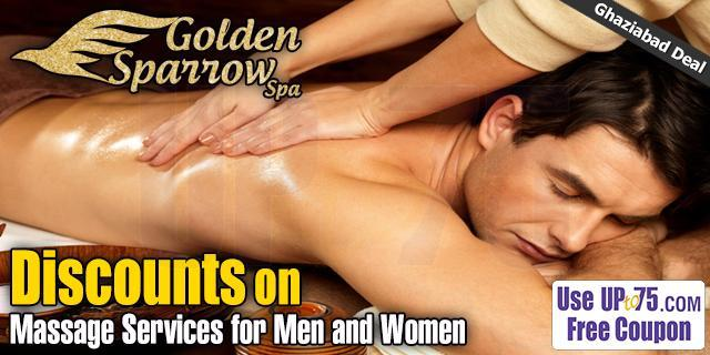 Golden Sparrow Spa offers India