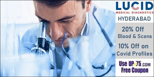 Lucid Medical Diagnostics offers India