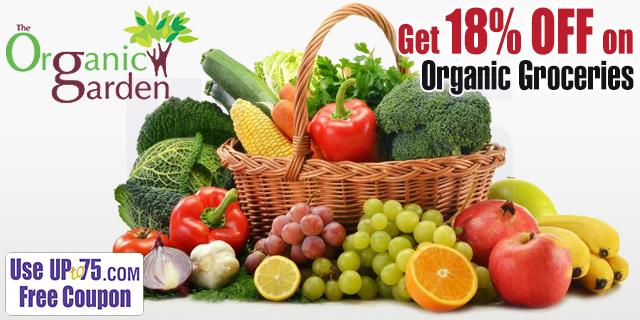The Organic Garden offers India