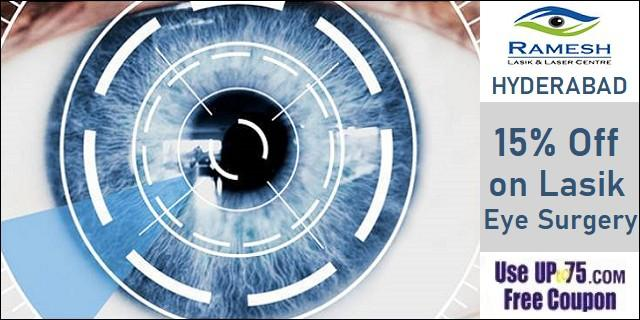 Ramesh Lasik and Laser Centre offers India