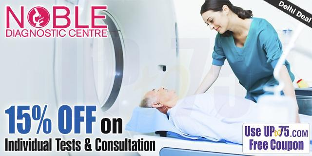 Noble Diagnostic Centre offers India