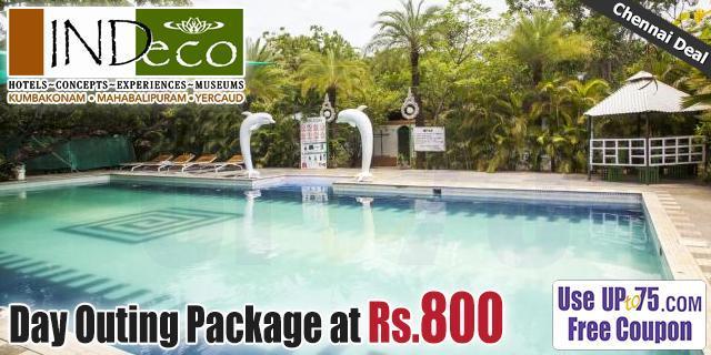 Indeco Resort Mahabalipuram offers India