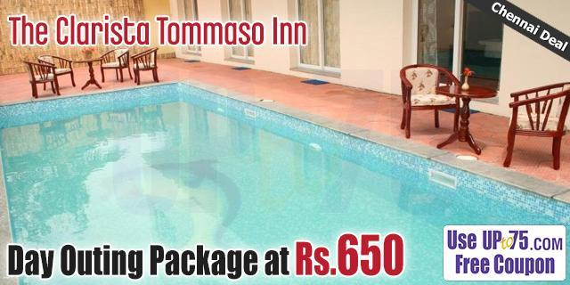 The Clarista Tommaso Inn offers India