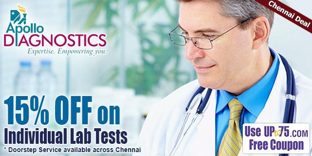 Apollo Diagnostics offers India