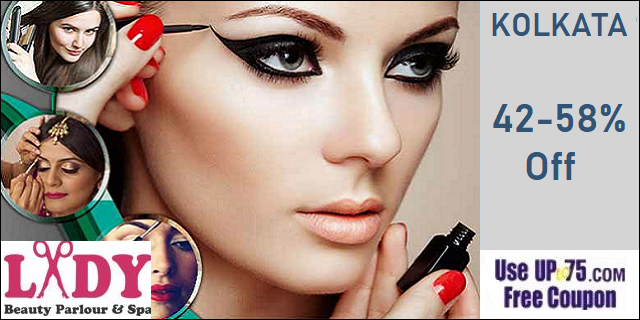 Lady Beauty Parlour and Spa offers India