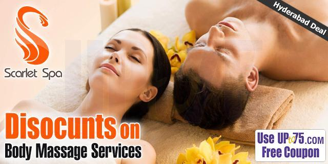 Scarlet Spa offers India