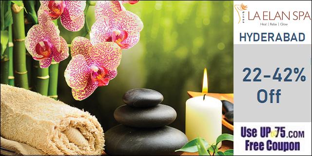 La Elan Spa offers India
