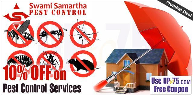 Swami Samartha Pest Control Services offers India