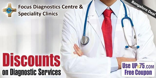 Focus Diagnostics offers India