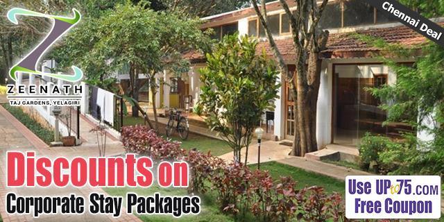 Zeenath Taj Gardens offers India