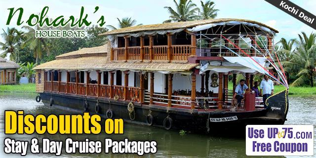 Nohark House Boats offers India