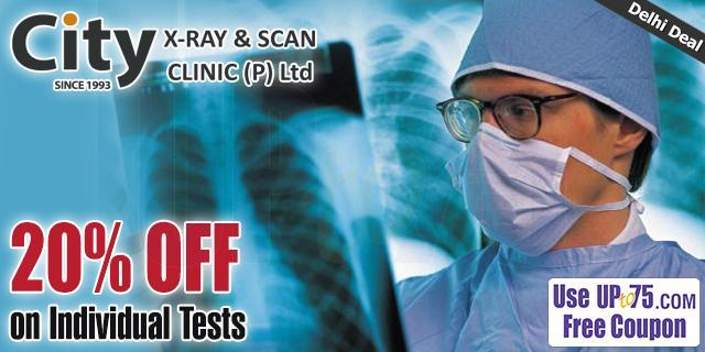 City X Ray and Scan Clinic offers India