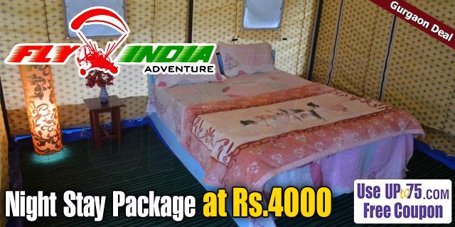 Fly India Adventure offers India