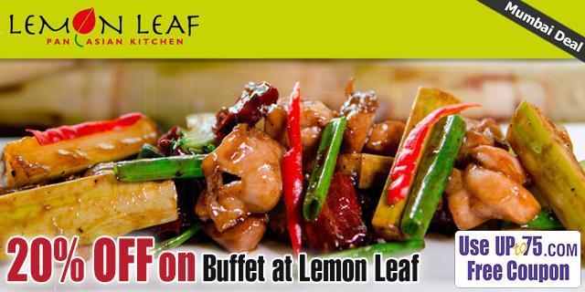 Lemon leaf offers India