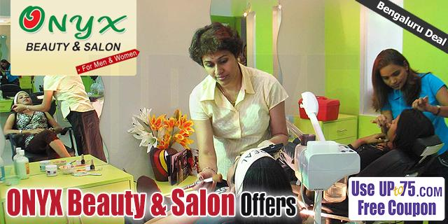 ONYX Beauty & Salon offers India