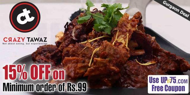 Crazy Tawaz offers India
