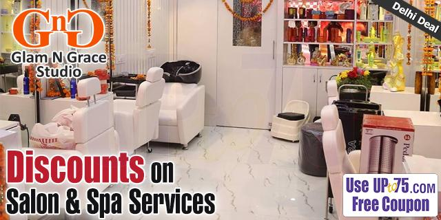 Glam N Grace Studio offers India