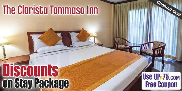 The Clarista Tommaso Inn offers India