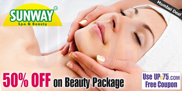 Sunway Spa and Beauty offers India