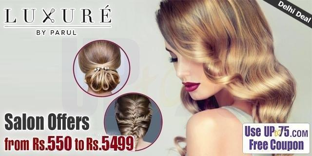 Luxure by Parul offers India
