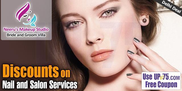 Neerus Makeup Studio and Academy offers India