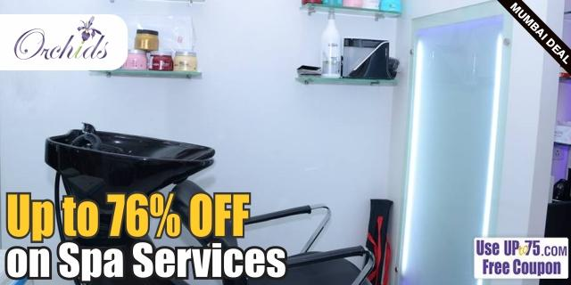 Orchids Salon offers India