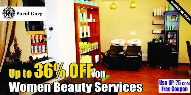 Blush Salon by Parul Garg offers India