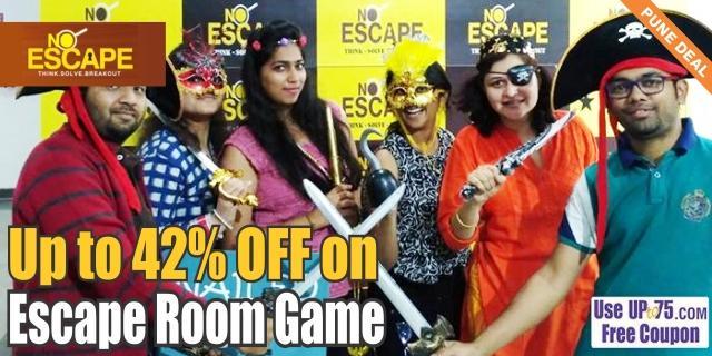 No Escape Pune offers India