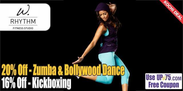 Rhythm Fitness Studio offers India