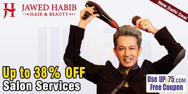 Jawed Habib Hair Studio offers India