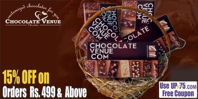 Chocolate Venue offers India