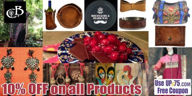 CraftsBazaar offers India
