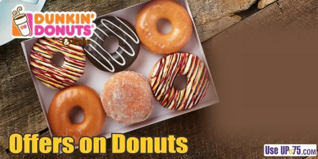 Dunkin Donuts offers India