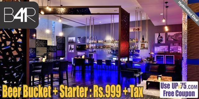 Bar 41 offers India