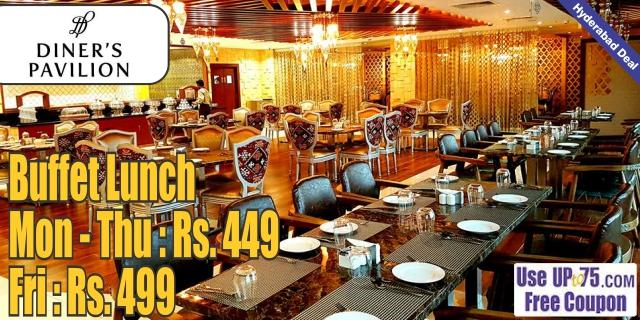 Diners Pavilion offers India