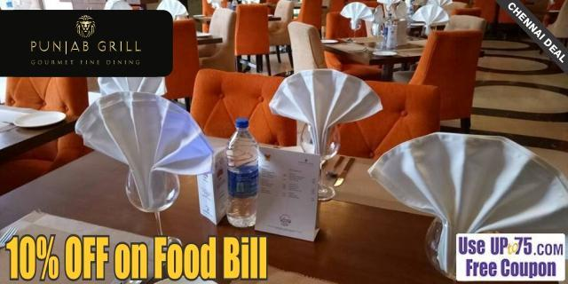 Punjab Grill offers India