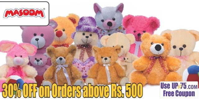 Masoom Playmates offers India
