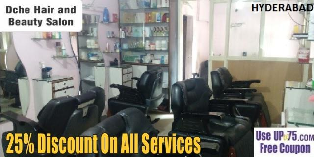 Dche Hair and Beauty Salon offers India