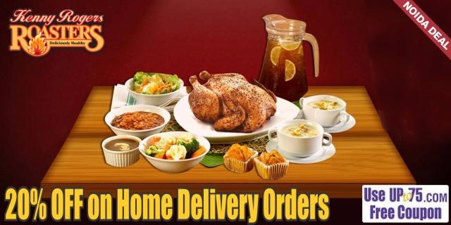 Kenny Rogers Roasters offers India