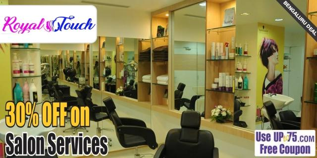 Royal Touch offers India