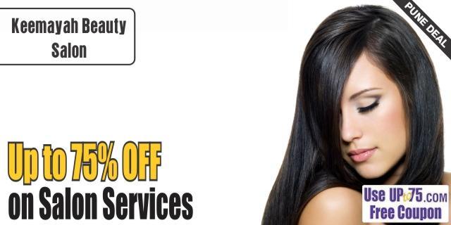 Keemayah Beauty Salon offers India