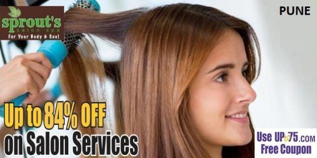 Sprouts Salon Spa offers India